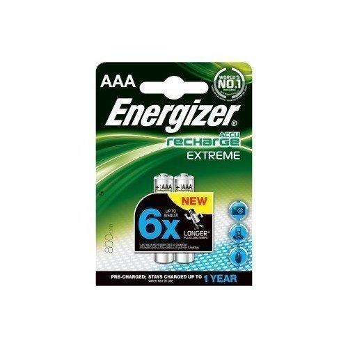 Energizer NiMH 800 mAh AAA 2-pack