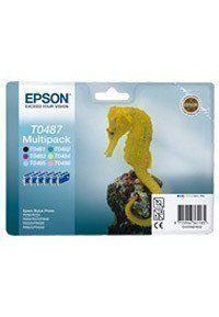 Epson T048 6 pack blk