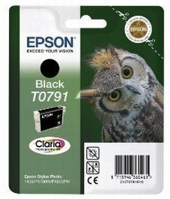Epson T0791 Black Inkcartridge