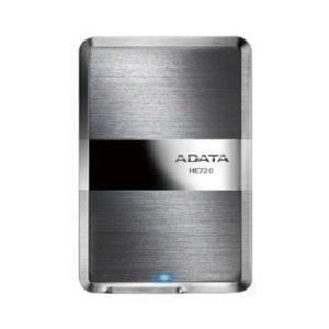 Extern-2.5 A-data Dashdrive HE720 Ultra Slim 500GB 2.5 USB 3.0 Titanium