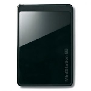 Extern-2.5 Buffalo MiniStation 2TB 2.5 USB 3.0 Black