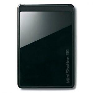 Extern-2.5 Buffalo MiniStation 2TB 2.5 USB 3.0 Black