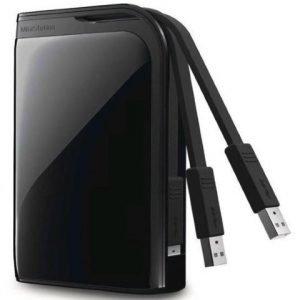 Extern-2.5 Buffalo MiniStation Extreme 1TB 2.5 USB 3.0 Black