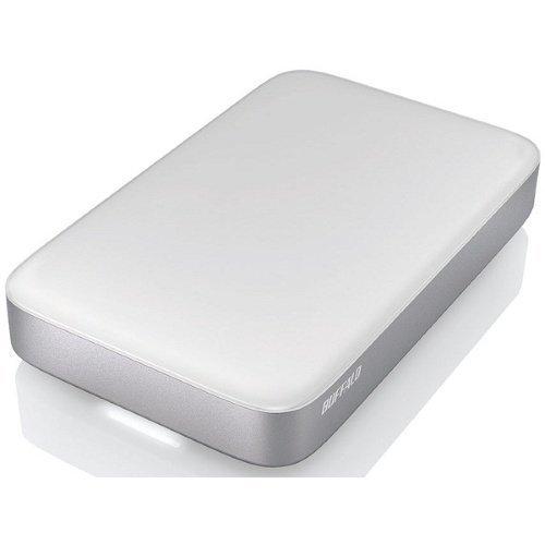 Extern-2.5 Buffalo MiniStation HD-PATU3 500GB 2.5 USB 3.0 White