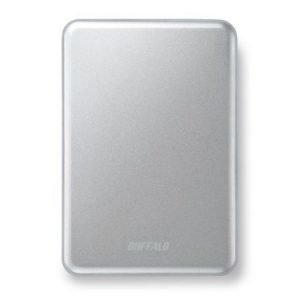 Extern-2.5 Buffalo MiniStation Slim 500GB 2.5 USB 3.0 Silver