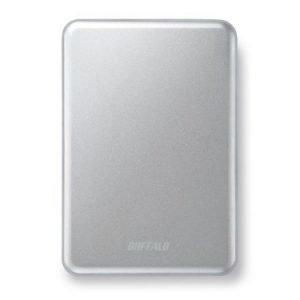 Extern-2.5 Buffalo MiniStation Slim 500GB 2.5 USB 3.0 Silver