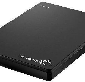 Extern-2.5 Seagate Backup Plus Portable V2 1TB 2.5 USB 3.0 Black