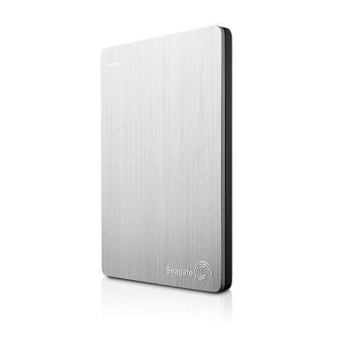 Extern-2.5 Seagate Slim Portable 500GB 2.5 silver