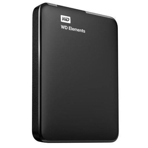 Extern-2.5 WD Elements 2TB 2.5 USB 3.0 Black