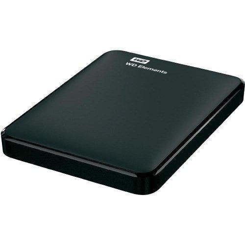 Extern-2.5 WD Elements Portable 2.5 USB 3.0 500GB Black