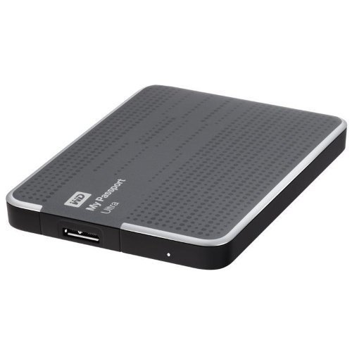 Extern-2.5 WD My Passport Ultra 2TB USB 3.0 Titan
