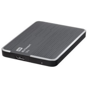 Extern-2.5 WD My Passport Ultra 500GB 2.5 USB 3.0 Titan