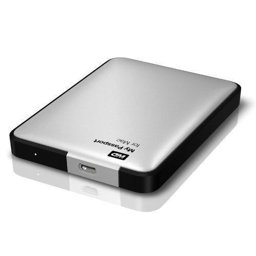 Extern-2.5 WD Passport for MAC 500gb USB 3.0