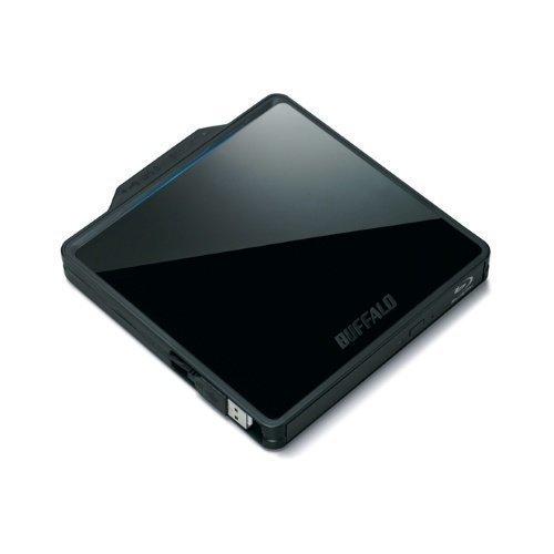 Extern-3.5 Buffalo BRXL-PC6U2B USB 2.0/1.1 USB Bus Powered Black
