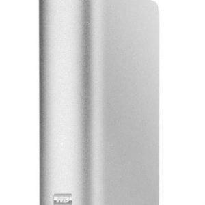 Extern-3.5 WD My Book Studio 4TB 3.5 USB 3.0 Silver
