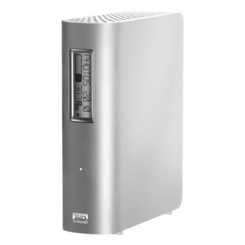 Extern-3.5 Western Digital My Book Studio Metal 2TB 2 000 GB 3.5 inch