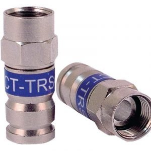 F-connector RG-6T