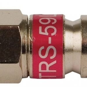 F-connector RG59