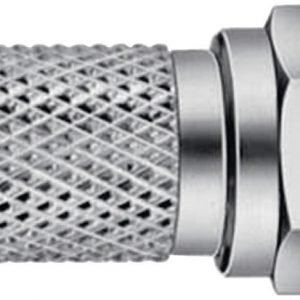F-liitin (7 0 mm) 10 kpl:n pakkaus
