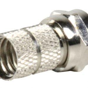 F-liitin kierrettävä 7.0 mm korkealaatuinen