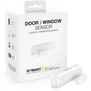 FIBARO Door / Window Sensor works with Apple HomeKit
