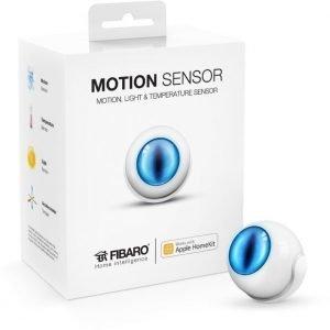 FIBARO Motion Sensor works with Apple HomeKit