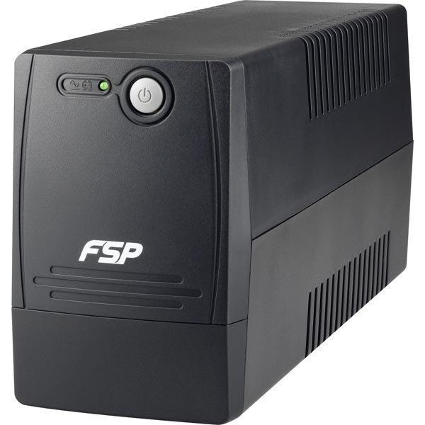 FSP FP 800 UPS 800VA 480W musta