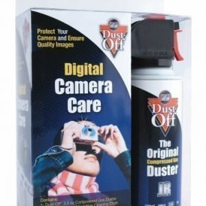 Falcon Safety Products Dust-Off Rengöring Camera Cleaning Kit
