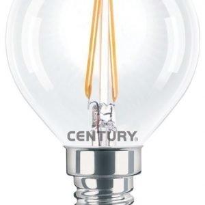 Filament Incanto LED-lamppu minipallo 4W E14 2700K 395 lumenia