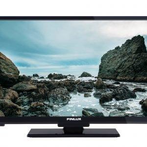 Finlux 24flkr274svd Led Tv Televisio Dvd Soittimella 12v 24''