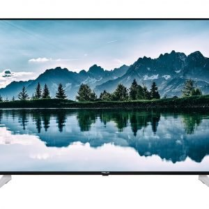 Finlux 55fuc8021 4k Hdr Smart Led Tv 55'' Televisio + Sinox Swb5105 Slimview