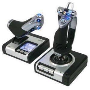 Flight Saitek X52 Flight Controller System