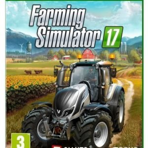Focus Farming Simulator 17