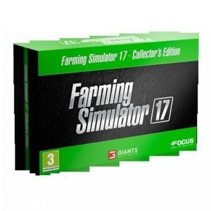 Focus Farming Simulator 17 Collectors Edition