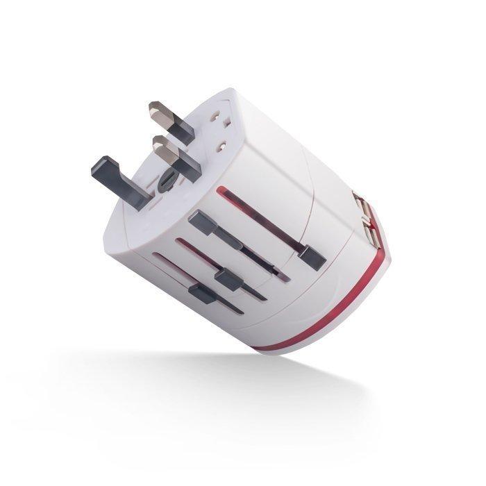 Forever Matka-adapteri USB-virtalähteellä