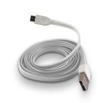Forever Micro USB kaapeli 1m valkoinen