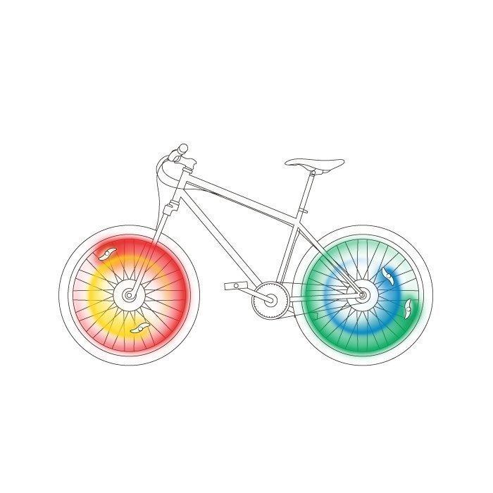 Forever Polkupyörän Pinnavalo