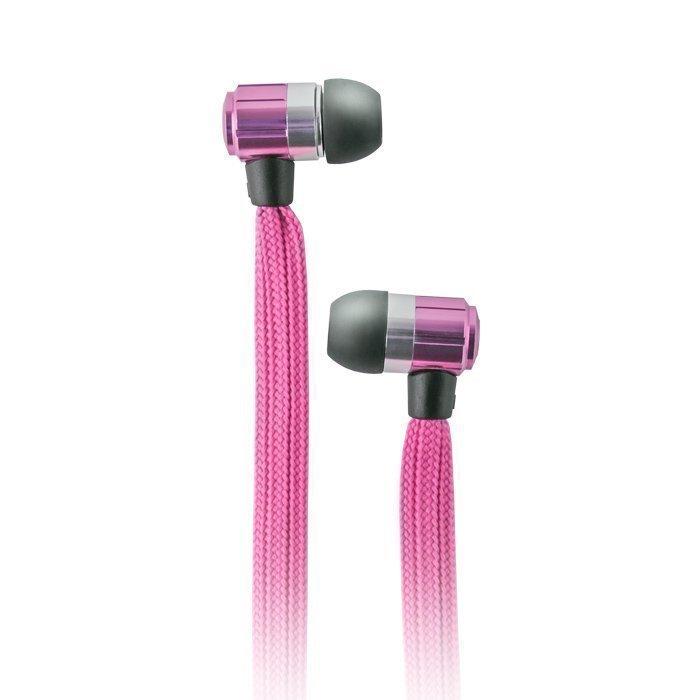 Forever Swing Music Nappikuulokkeet - Pinkki