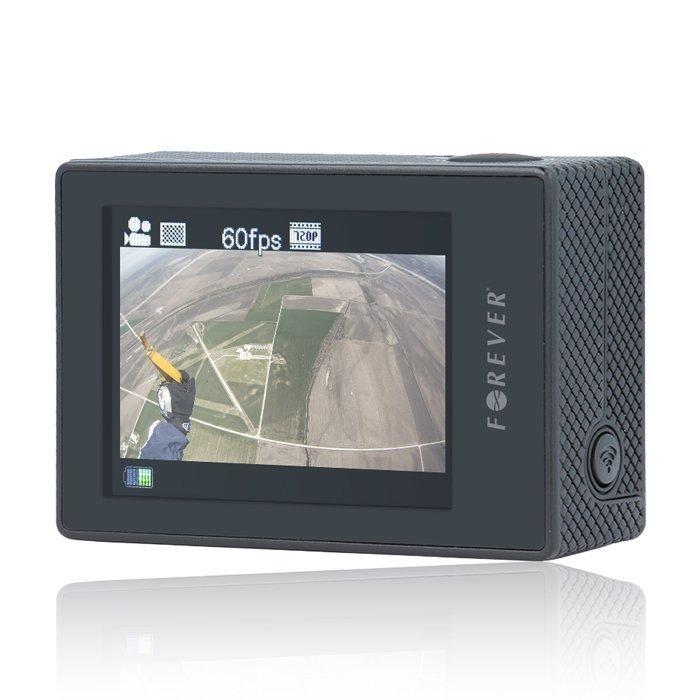 Forever Urheilukamera FULL-HD Dual LCD SC-220