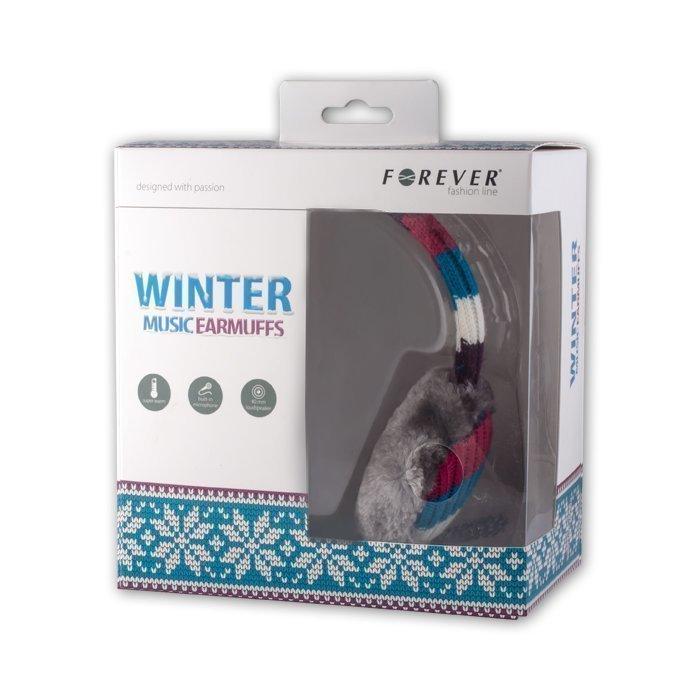 Forever Winter korvakuulokkeet - värikäs