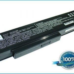 Fujitsu Amilo Li3710 Amilo Li3910 Amilo Pi3560 akku 4400 mAh