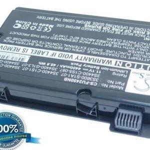Fujitsu Amilo Pi2450 Amilo Pi2530 Amilo Pi2550 Amilo Pi3540 Amilo Xi2428 Amilo Xi2528 Amilo Xi2550 akku 4400 mAh