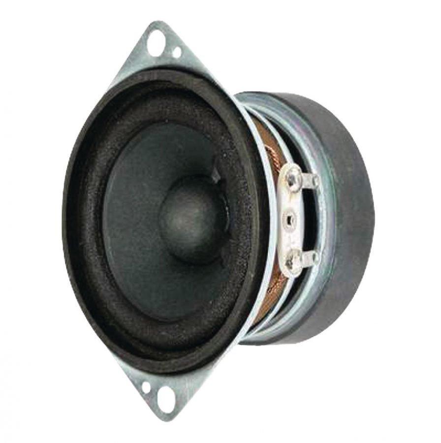"""Full-Range Speaker 5 cm (2) 8 Ohm"""""""