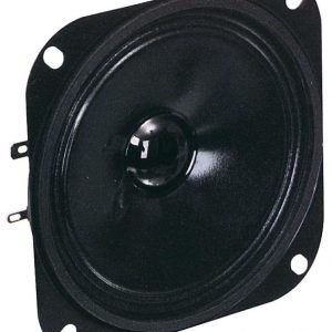 Full-range speaker magnetically shielded 10 cm (4) 8 ohm""