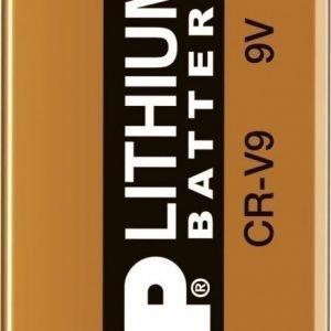 GP 9V Lithium