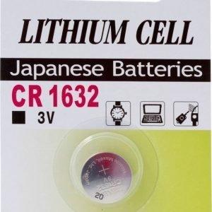 GP CR 1632 Lithium