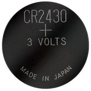 GP CR 2430 Lithium