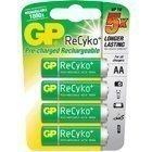 GP ReCyko+ 4 AA AKKUA 2100mAh