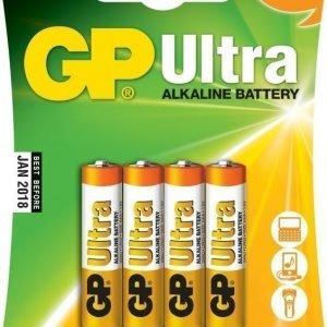 GP Ultra Alkaline AAA 1