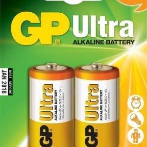 GP Ultra Alkaline C 1